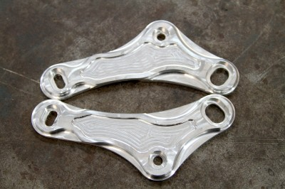 Nissan GTR dress up brackets