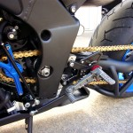 Gregg's Customs R1 sprocket guard