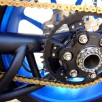 Gregg's Customs Single Sided Swingarm 2013 Yamaha R1