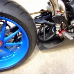 Gregg's Customs R1 Single Sided Swingarm