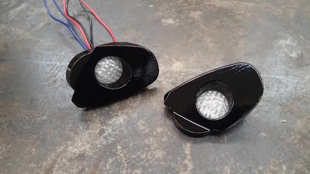 zx12r LED signals