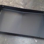 Aluminum Battery Tray